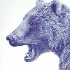 Ashleigh Whyte 'Bear jaws'