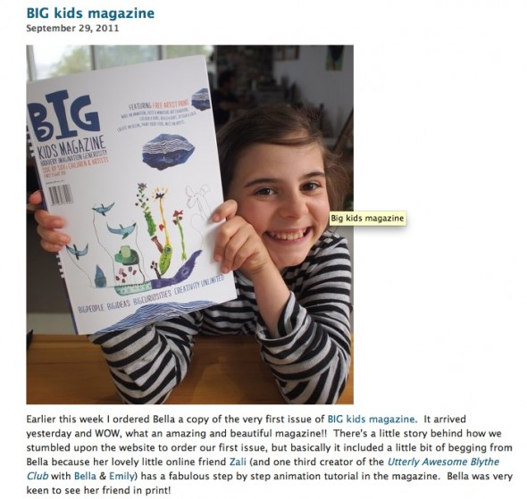 BIG Kids Magazine Review